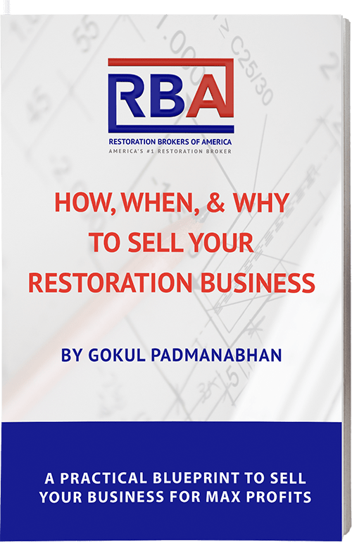 How To Sell Your Restoration Business