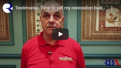Restoration Brokers of America sells Restoration Businesses